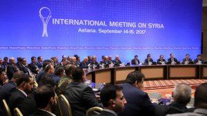 موعد ومكان جولة جديد من مفاوضات أستانا الخاصة بسوريا