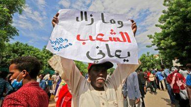 الشرطة السودانية تفرّق محتجين كانوا في طريقهم نحو القصر الرئاسي