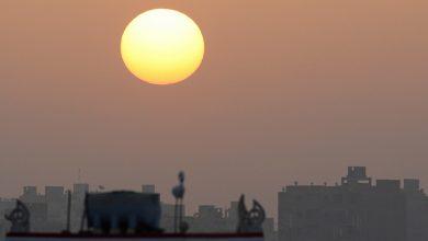 مصر.. ارتفاع غير معتاد لدرجات الحرارة وهيئة الأرصاد تنصح المواطنين بهذا الأمر