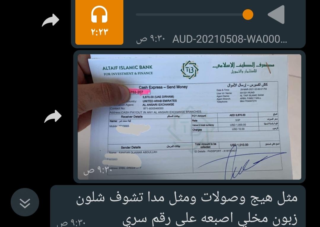 الأموال الليبية المجمدة