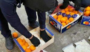 السعودية تُحبط شحنة ضخمة من حبوب الكبتاغون مُخبأة داخل البرتقال