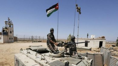 الأردن يُحبط محاولة تسلل وتهريب مخدرات من سوريا