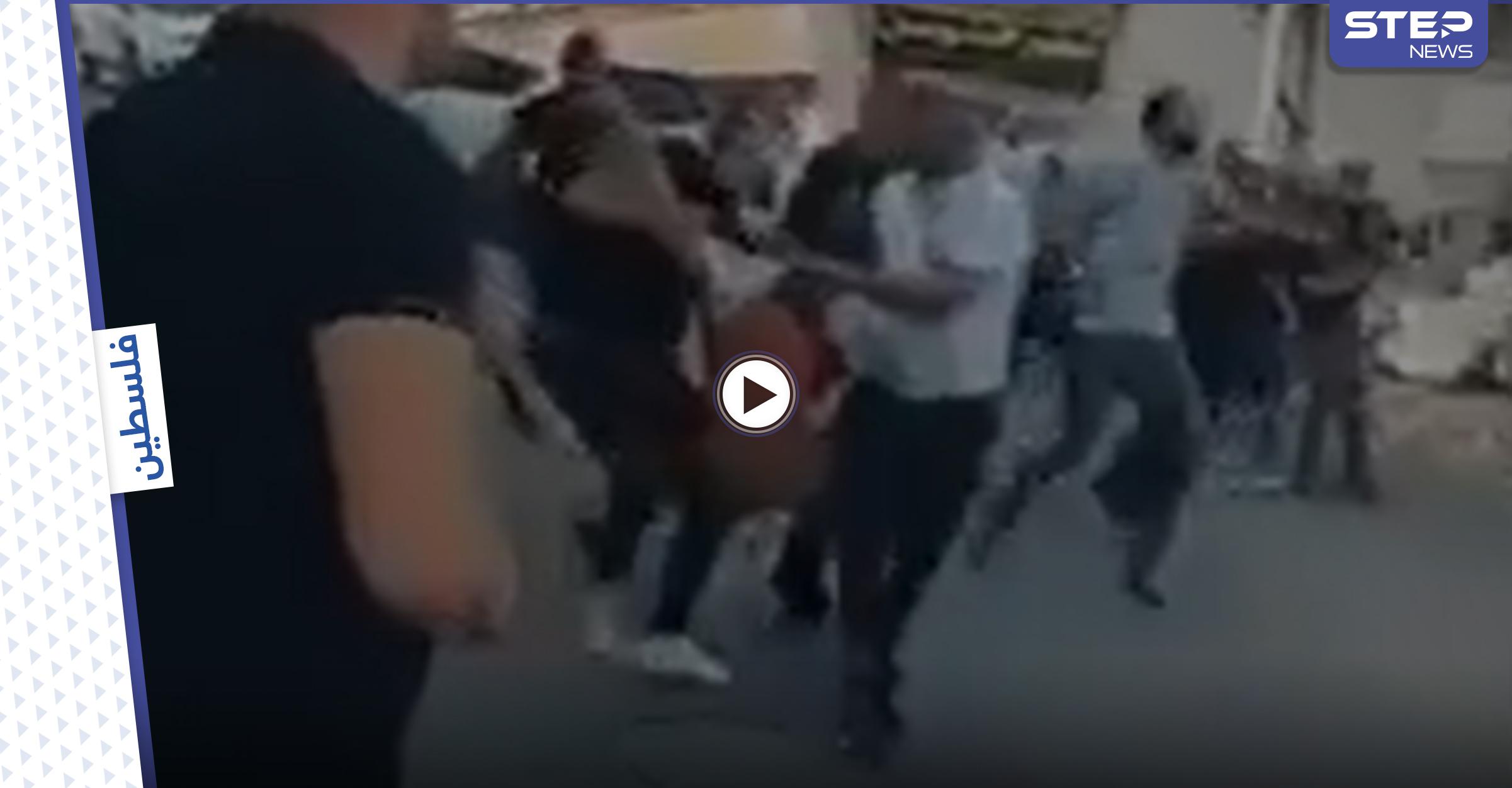مواجهات عنيفة بالداخل المحتل إثر اقتحام الشرطة الإسرائيلية لحفلِ زفاف (فيديو)