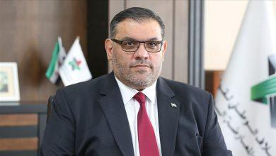 هيئة التفاوض السورية تُعيد انتخاب أنس العبدة رئيساً لها