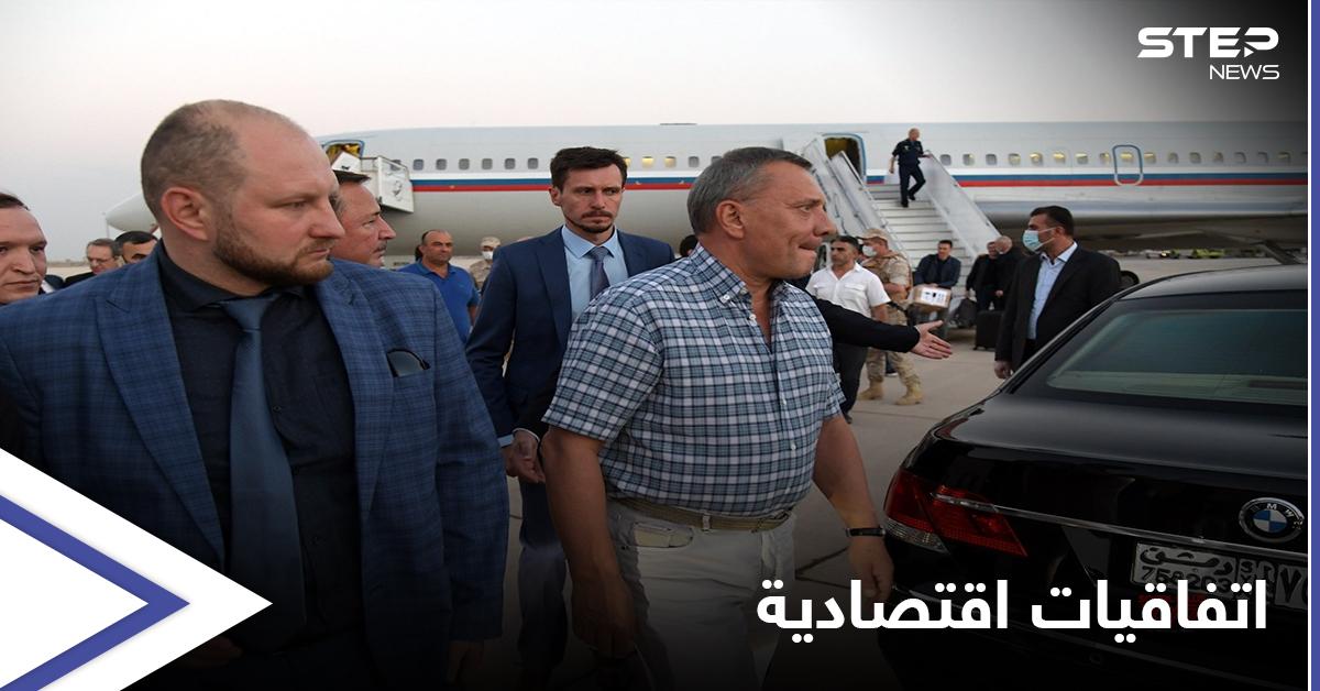وفد اقتصادي روسي رفيع المستوى يتوجّه إلى سوريا للقاء بشار الأسد وإعلام موالي يكشف التفاصيل
