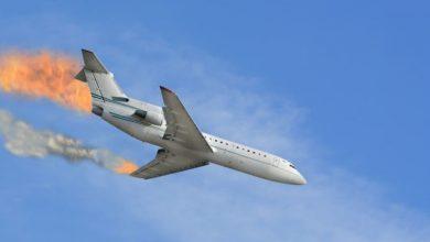 الطائرة في الحلم