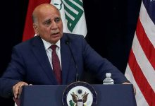 وزير الخارجية العراقي: لا نزال بحاجة إلى برامج الولايات المتحدة