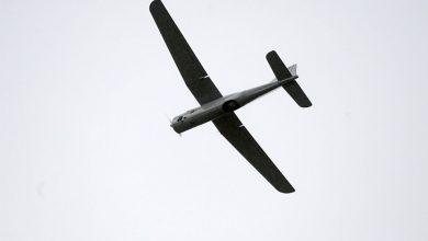 اعتراض طائرة تجسس فوق البحر الأسود