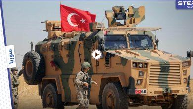 بالفيديو || عربة للجيش التركي تدهس رجلاً في مدينة إدلب وتُكمل طريقها