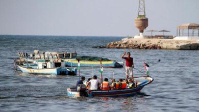 رداً على البالونات الحارقة.. إسرائيل تُقلّص مسافة الصيد في غزة إلى مستوى جديد