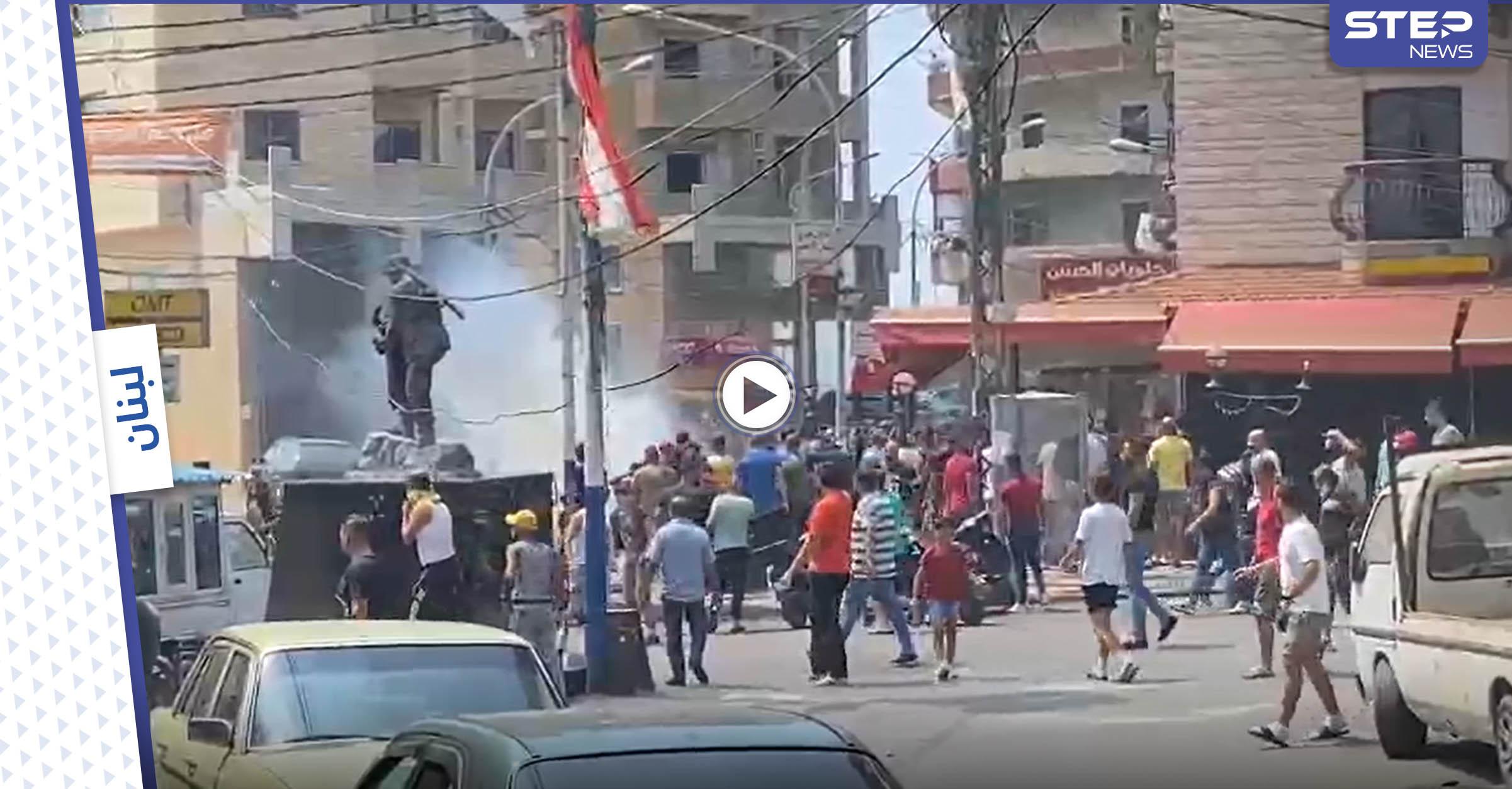 بالفيديو   في احتجاج على الانهيار.. قتلى وجرحى بمواجهات مع الجيش في طرابلس