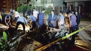 هجوم دموي يستهدف مجلس عزاء جنوب محافظة صلاح الدين يخلّف قتلى وجرحى