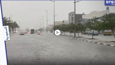 نجران الأن يتصدر الترند.. والمدينة السعودية تستقبل عيد الأضحى بأمطار غزيرة وسيول جارفة (فيديو وصور)