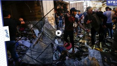 """بالفيديو  """"الحضن العربي قتلني"""".. بعد ساعات من سقوط عشرات القتلى بـ مدينة الصدر احتفالات صاخبة بملعب الشعب"""
