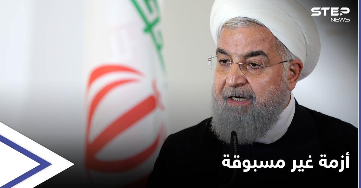 أزمة قد تعجّل سقوط النظام الإيراني وحسن روحاني يكشف السبب ويقدم وعوداً للأهوازيين