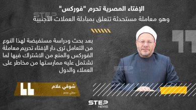 دار الإفتاء المصرية تحرم التعامل بالفوركس