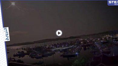 بالفيديو والصور|| نيزك كبير يضيء سماء النروج بشكل غير عادي ويتسبب بضوضاء قوية وعلماء يعلقون