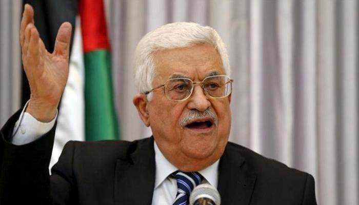 85 190714 palestinian president gaza