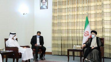 قبل تنصيبه بشكل رسمي.. قطر ترسل وزير خارجيتها للتباحث مع الرئيس الإيراني الجديد