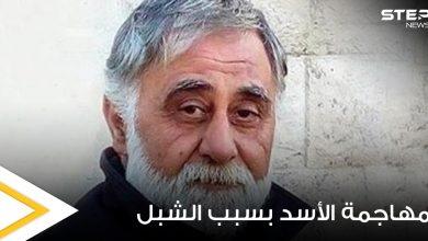 ناشط علوي بشار برهوم موالي للنظام