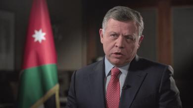 """العاهل الأردني يصرح عمّا أحدثته الحرب الأخيرة في قطاع غزة.. ويحذر من """"حربٍ مقبلة"""""""