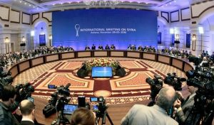 البيان الختامي لاجتماع أستانا حول سوريا وتحديد موعد الاجتماع المقبل