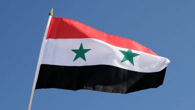 syria flag 5