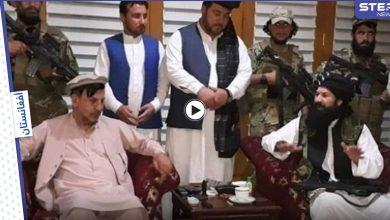 بالفيديو    شقيق الرئيس الأفغاني أشرف غني يُبايع حركة طالبان