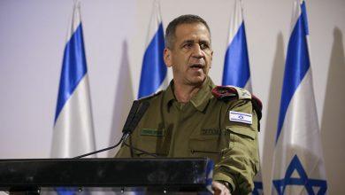 """الجيش الإسرائيلي يحشد قواته عند حدود غزة.. وكوخافي يؤكد """"القطاع أولويتنا قبل إيران"""""""