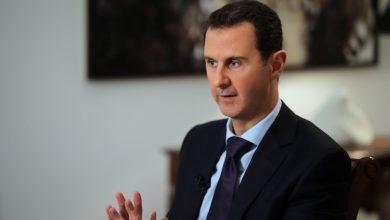 """رئيس هيئة الحشد الشعبي العراقي يسلم بشار الأسد رسالة """"باليد"""".. ومصادر تكشف مضمونها"""