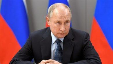 بوتين: لا نريد أن يظهر مسلحون في روسيا بقناع لاجئين أفغان