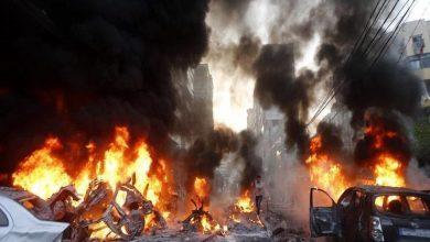 قرب منزل وزير الدفاع الأفغاني... انفجار عنيف يهزّ العاصمة الأفغانية كابل