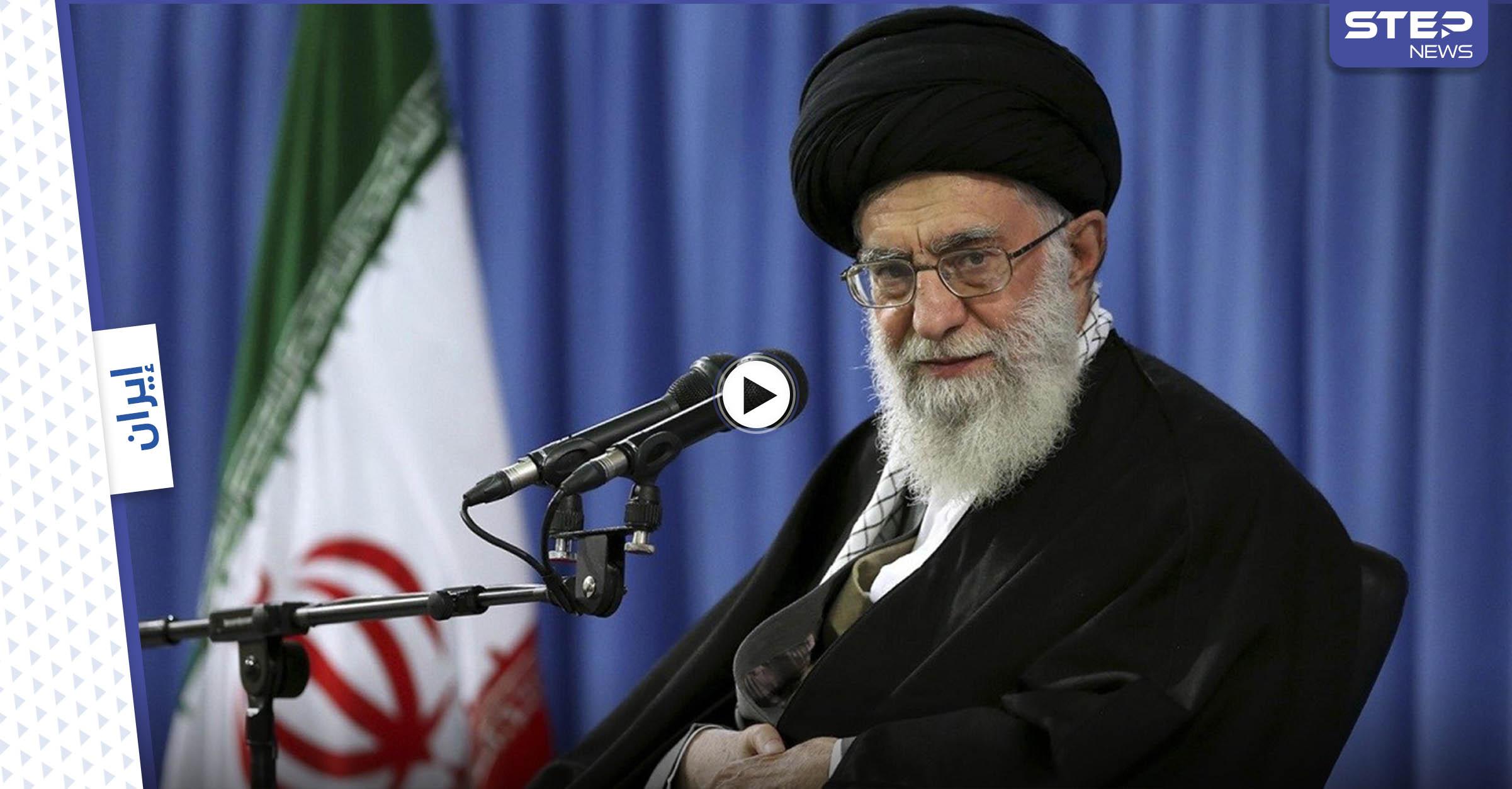 بالفيديو   المرشد الإيراني ينشر مقاطع لجلسة سرّية عام 2012 تحمل رسالة مبطّنة هامّة