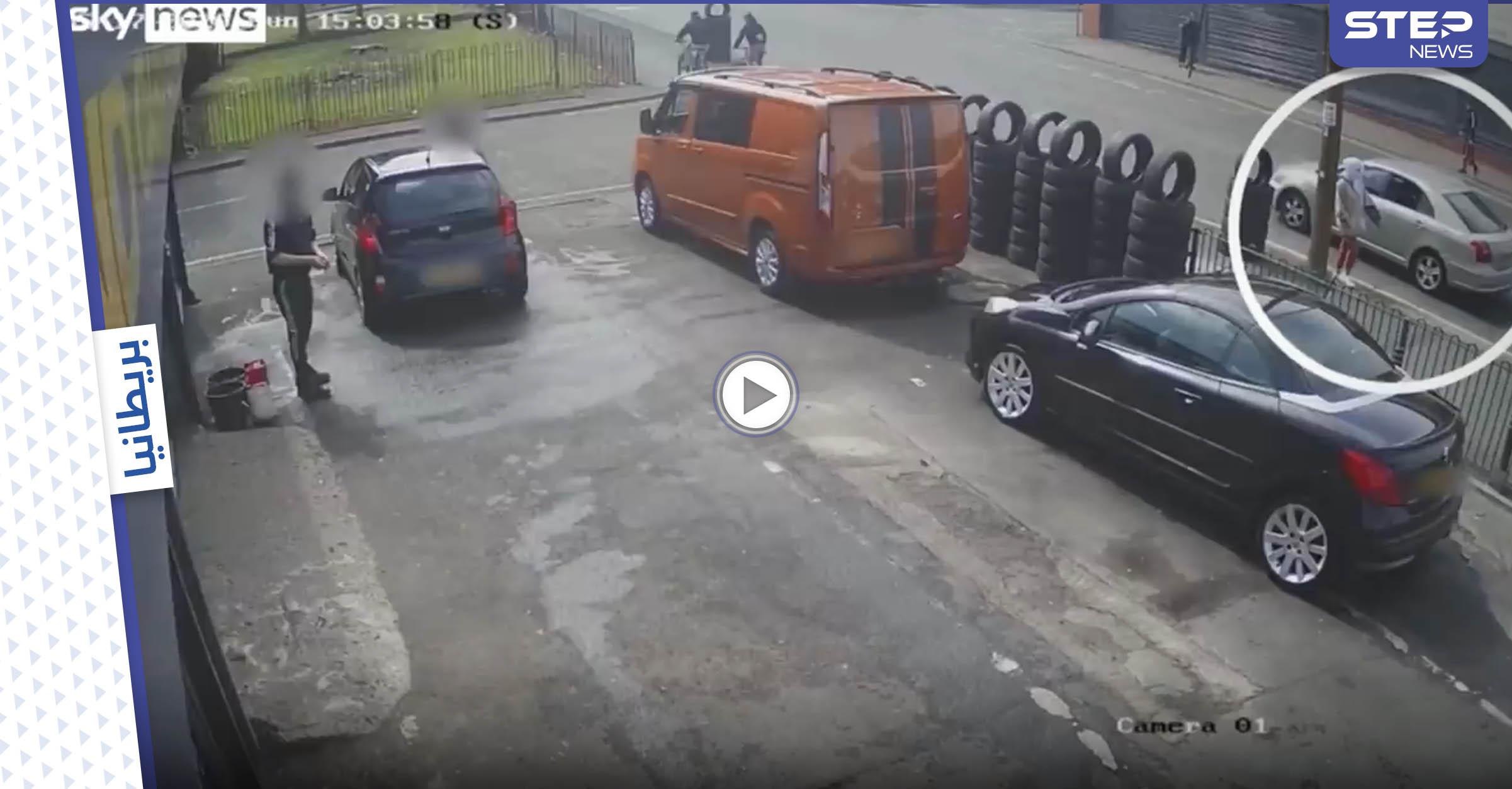 فيديو مرعب يوثق لحظات مقتل الطالبة المسلمة آية هشام في أحد شوارع بريطانيا