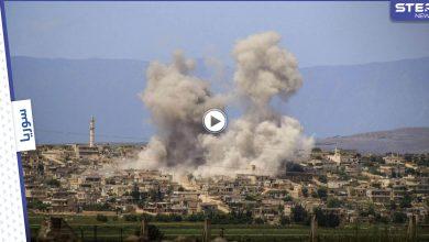 بالفيديو   النظام السوري يصعّد عسكريّاً ويرتكب مجزرة مروعة بـ قسطون وفصائل المعارضة ترد بإدلب