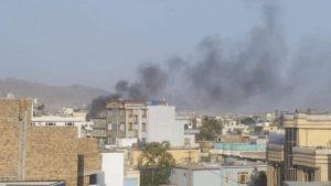 انفجار عنيف يهز محيط مطار كابل... غارة أمريكية لتصفية انتحاري تخلّف قتلى والعشرات من المصابين (فيديو)