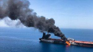 """""""سنرد بقوّة"""".. إيران تعلق على الاتهامات بضلوعها في استهداف ناقلة النفط"""