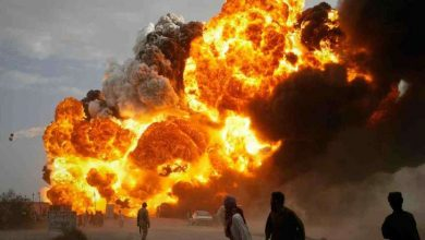 """لليوم الثاني على التوالي.. تفجير يستهدف مسلحي طالبان في مدينة """"جلال أباد"""""""