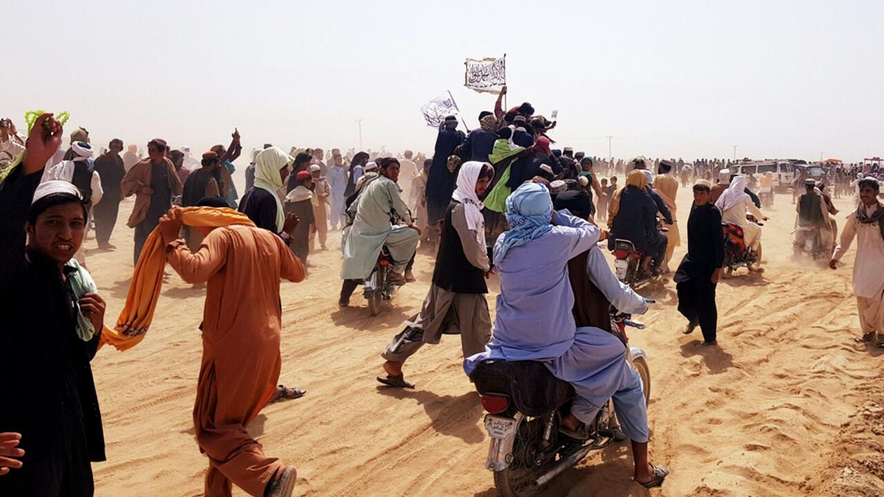 مقاتلي حركة طالبان