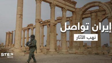 منها نبش القبور الرومانية.. الحرس الثوري الإيراني يواصل التنقيب عن الآثار في مدينة دير الزور