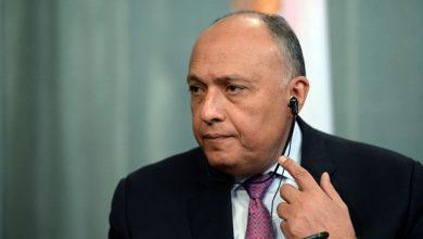 """وزير الخارجية المصري يهاتف نظيره الإسرائيلي بسبب """"الفلسطينيين"""" ويدعوه لاتخاذ خطوة تجنباً لـ""""التوتر"""""""