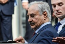 حفتر يعتزم الترشح لانتخابات الرئاسة في ليبيا
