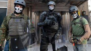 """البنتاغون يتأهب لتحريك """"الحرس الوطني"""" إلى المباني الحكومية و الفدرالية في واشنطن استعداداً للتظاهرات"""