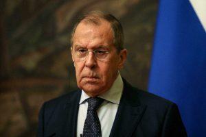 لافروف: أمن إسرائيل من أولوياتنا في التسوية السورية