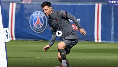 بالفيديو|| إصابة ميسي صفعة قوية لباريس سان جيرمان في دوري الأبطال ومصادر تؤكد توقفه عن اللعب لمباريات عدة