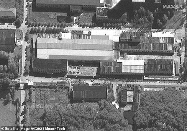الأقمار الصناعية تكشف عن مفاجأة تحضر داخل أحد المفاعلات النووية في كوريا الشمالية (صور)