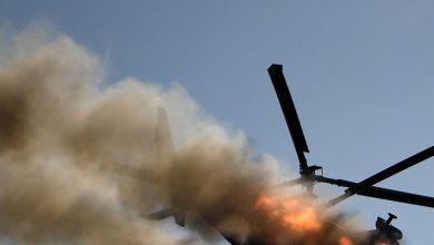 وسط تضارب الأنباء.. تحطم مروحيتين تابعتين لـ الجيش الليبي جنوب بنغازي ونجاة طاقم إحداهما