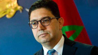 """المغرب يوضّح موقفه من قضيتين عربيتين وسبب سعيه لإقامة علاقات """"سليمة"""" مع إسرائيل"""