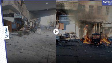 """قوات النظام السوري ترتكب """"مجزرة"""" في مدينة أريحا جنوب إدلب ووقوع أكثر من 10 قتلى و40 جريحاً (فيديو وصور)"""