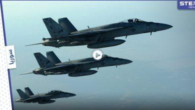 دير الزور.. تعزيزات ضخمة للتحالف الدولي ومناورات بالذخيرة الحية (فيديو)